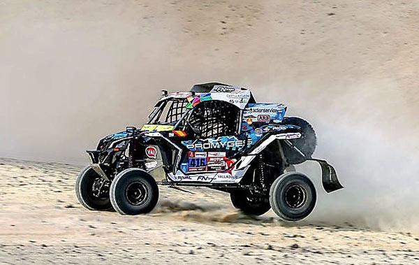Dakar americano 2019. Españoles en el cono sur. Cal y arena para los nuestros.