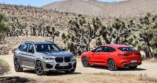 BMW X3 M X4M