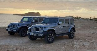 Jeep I Wrangler I Change The Way Route Tenerife