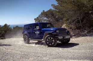 Jeep I Wranger I Change The Way Route Ibiza