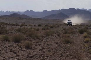Reconocimientos del Rally de Marruecos