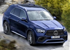 mercedes gle 63 4Matic