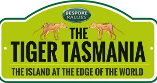 tiger tasmania rally
