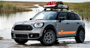 mini countryman xraid