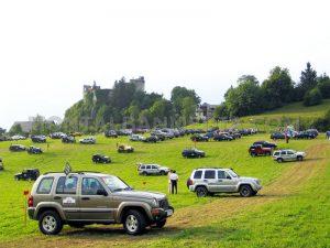 euro jeep camp