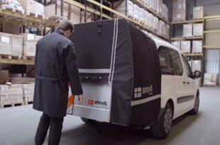 MAXVAN amplía el espacio de tu furgoneta