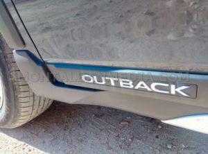 prueba subaru outback glp