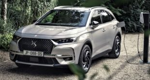 ds7 crossback e tense