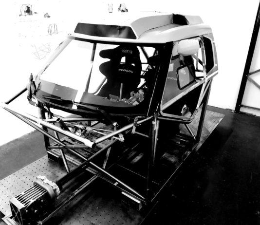 Desarrollo del T-3 de ASM Motorsport