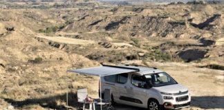Citroën berlingo camper