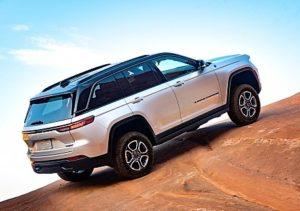 nuevo jeep gran cherokee