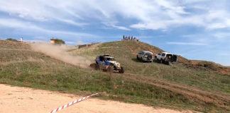 Rally TT Guadalajara-Cifuentes.